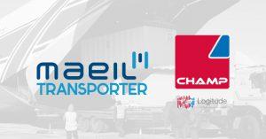 MAEIL alarga parceria com a Champ para os PALOP e com integração com o Transporter