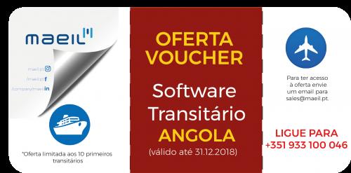 Oferta Software Transitário para Angola