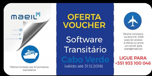 Oferta Software Transitário para Cabo Verde