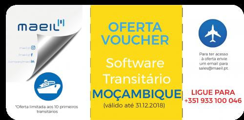 Oferta Software Transitário para Moçambique