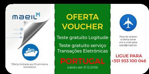 Oferta Software Transitário para Portugal