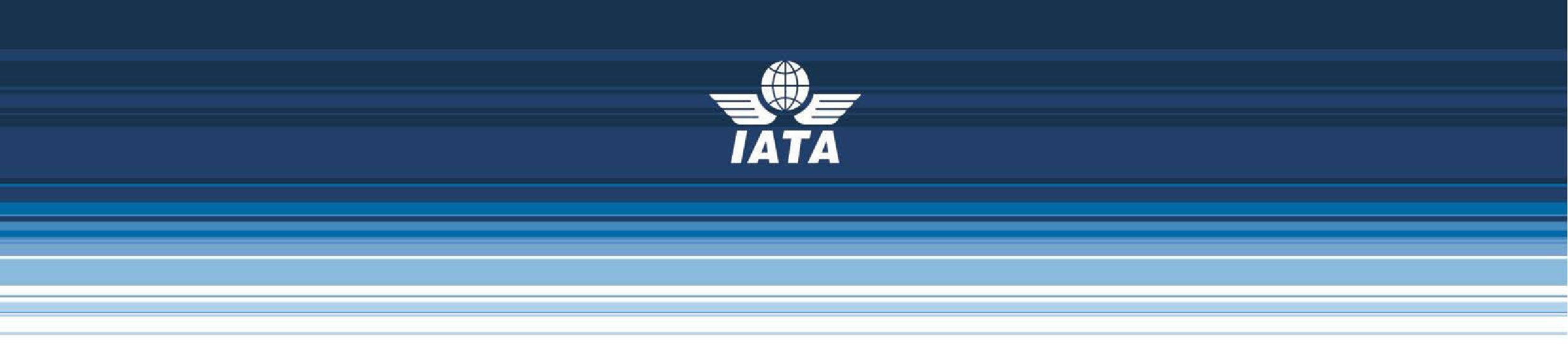 IATA anuncia e-AWB 1 de Janeiro de 2019