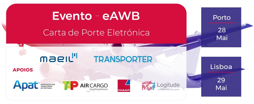 MAEIL – EVENTO e-AWB – Carta de Porte Eletronica