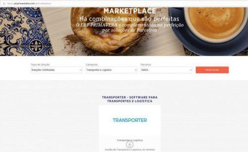Novo Marketplace Primavera