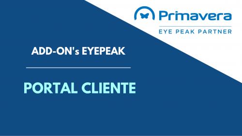 Eyepeak – AddOn Portal Cliente